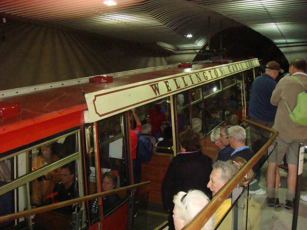 Cable Car, Wellington, NZ. 2009