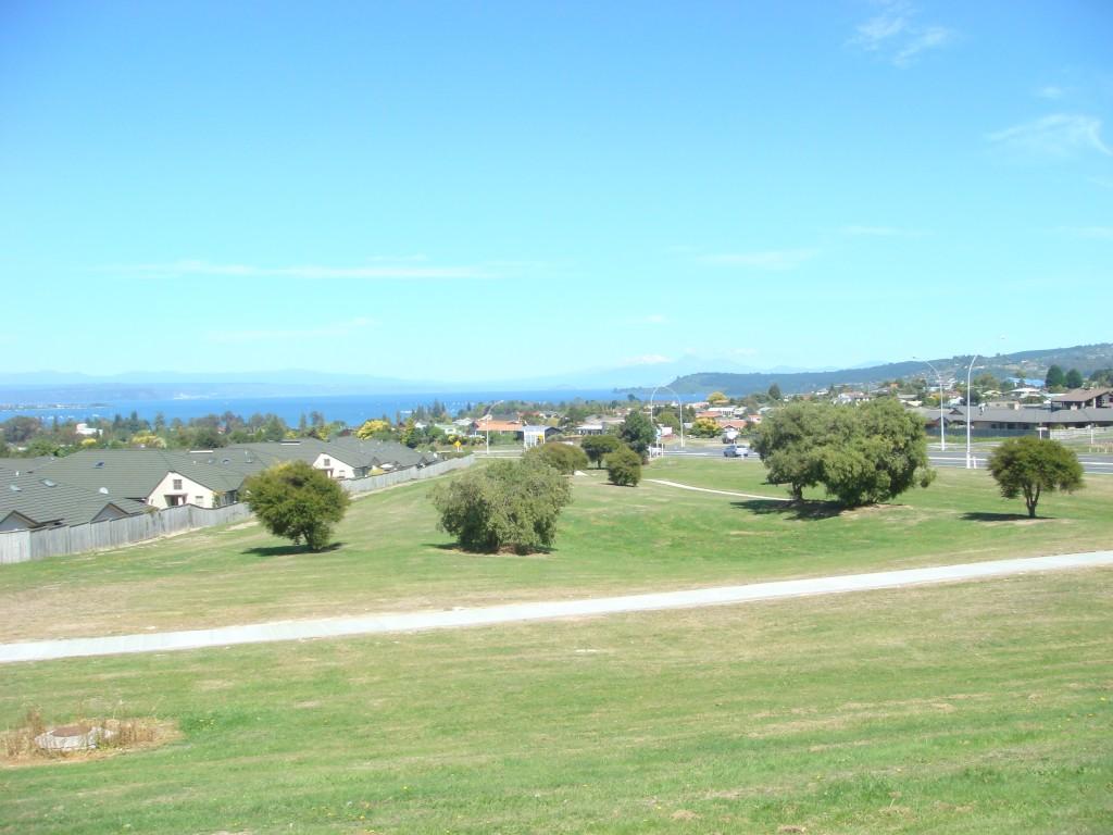 Lake Taupo, NZ.  2009