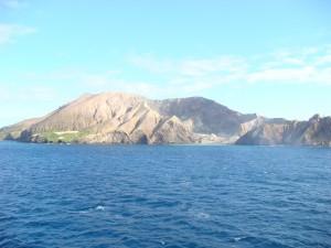 White Island, NZ. 2009