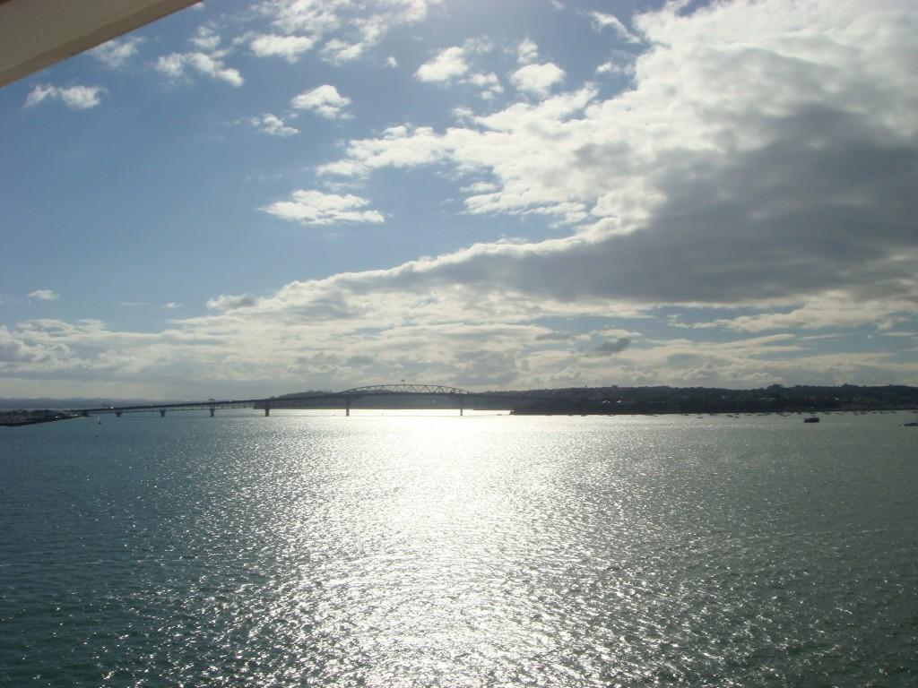 Auckland Harbour, NZ.  2009
