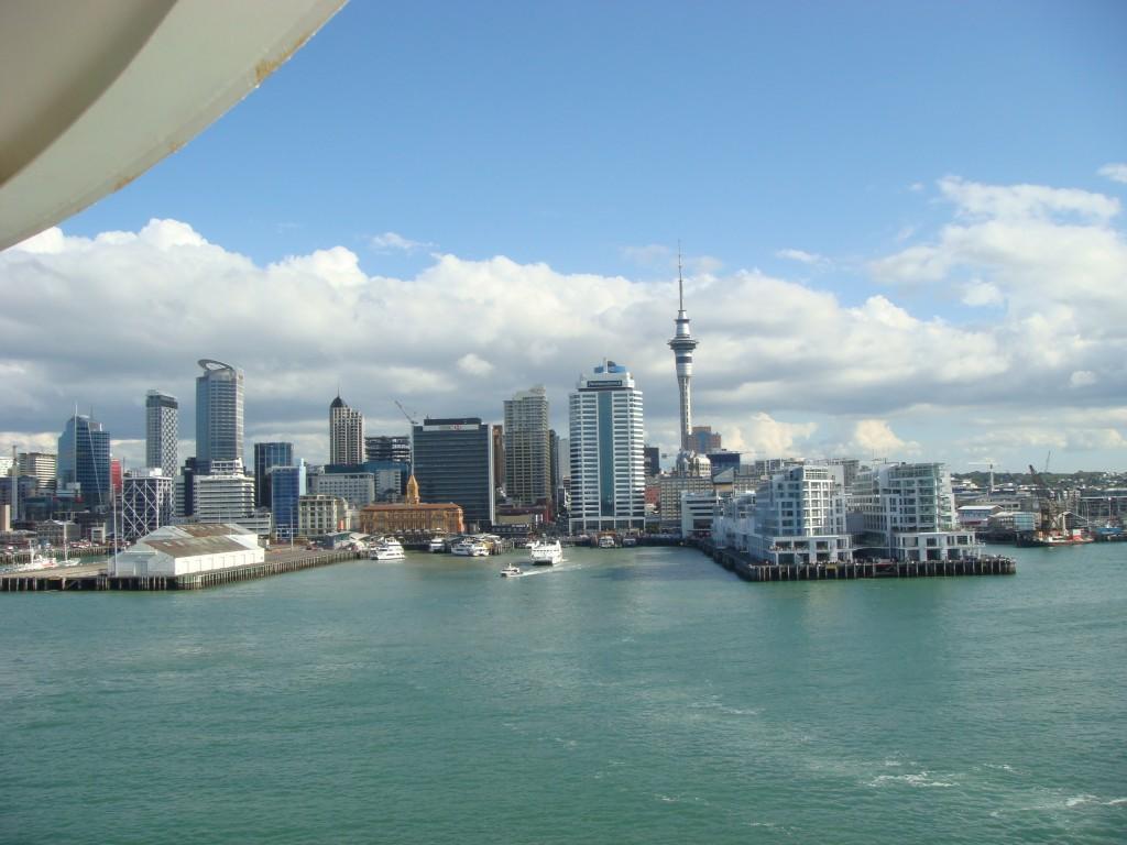 Auckland NZ.  2009