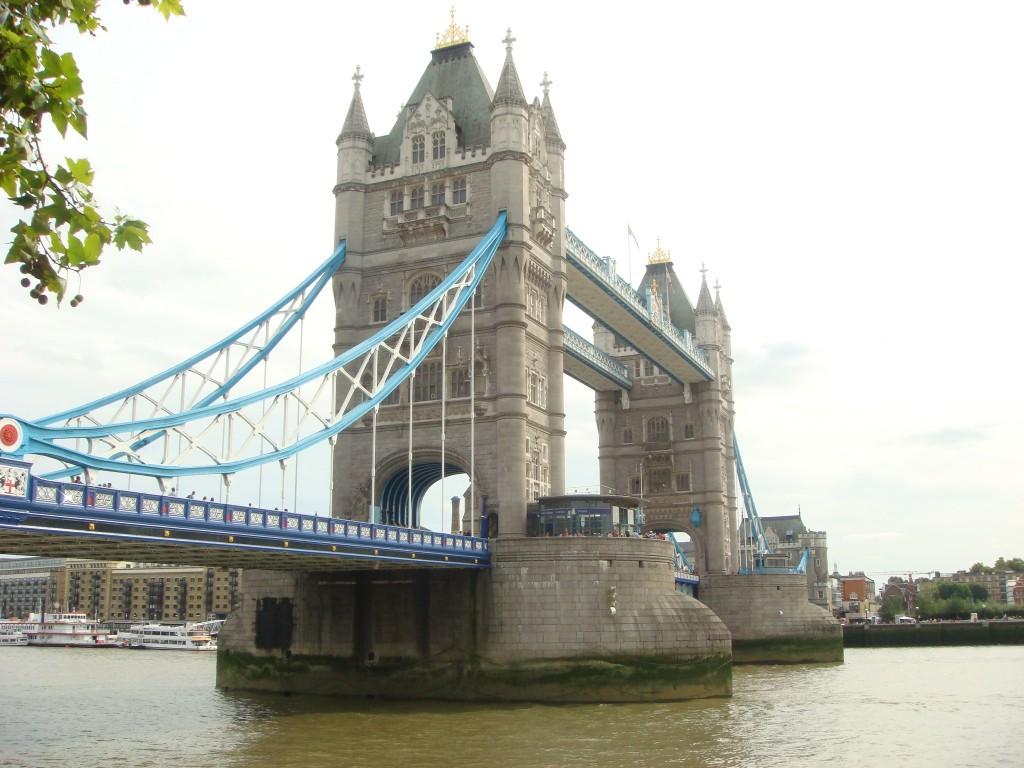 Tower Bridge, London.  2010