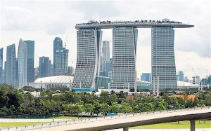 Singapore Skyline, Google Images. 2010