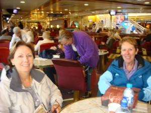 The Hollyhead to Dublin Ferry.  2011