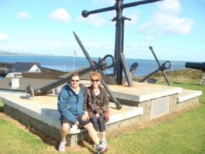 Seafarers Memorial, Wicklow, Ireland.  2011