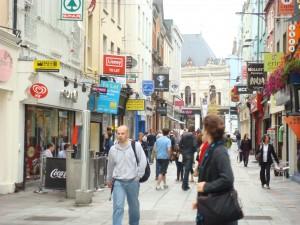 Market Day in Dungarvan, Ireland.  2011