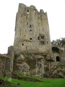Blarney Castle, Ireland.  2011