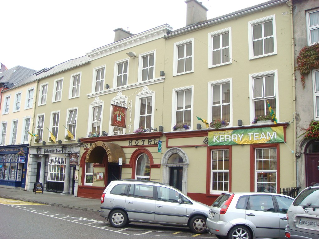 The Grand Hotel, Tralee, Ireland.  2011