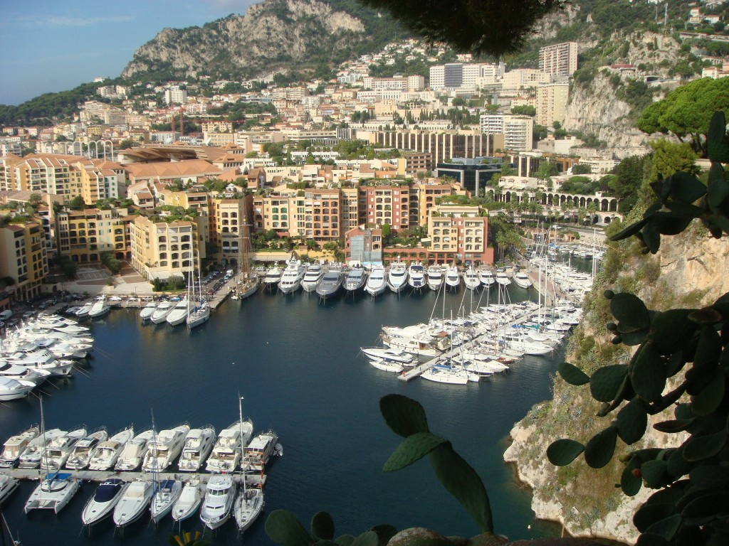 Lots of money, lots of toys. Principality of Monaco.  2011