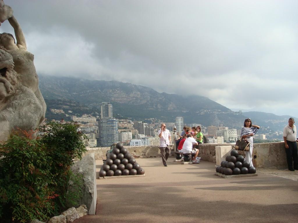 Blah, Monaco.  2011
