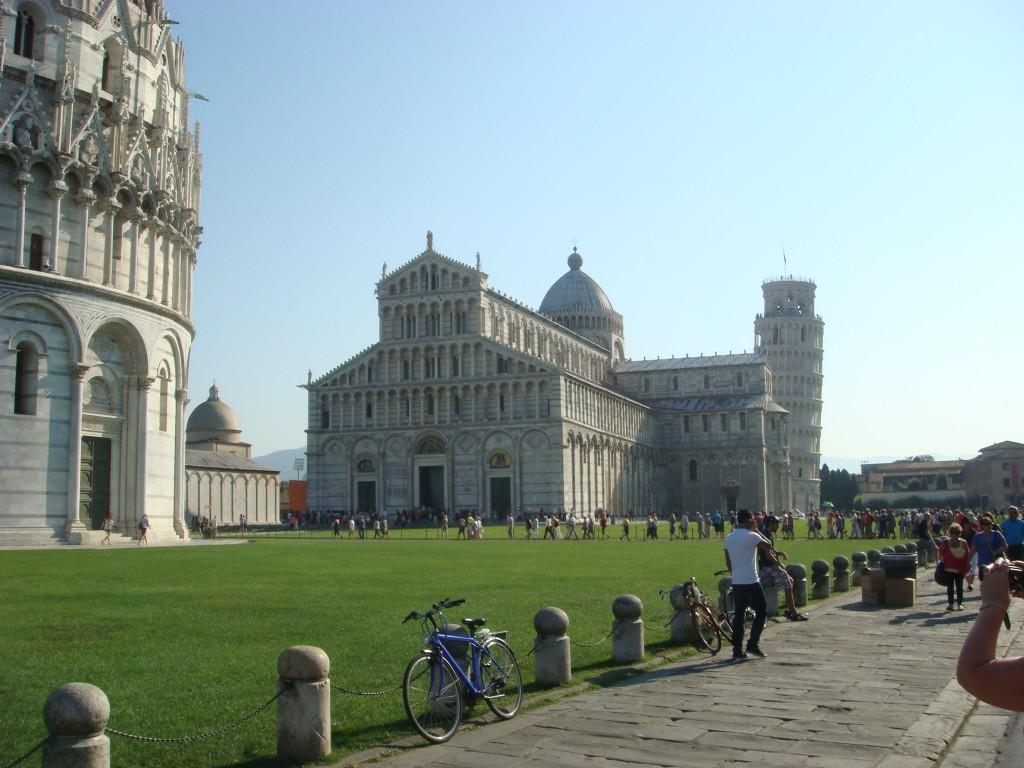 Duomo St.Mary, Pisa.  2011