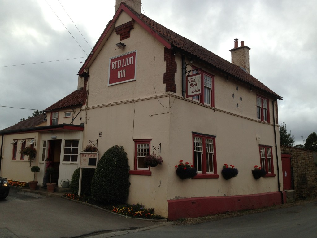 Mmm Another Pub. England.  2013