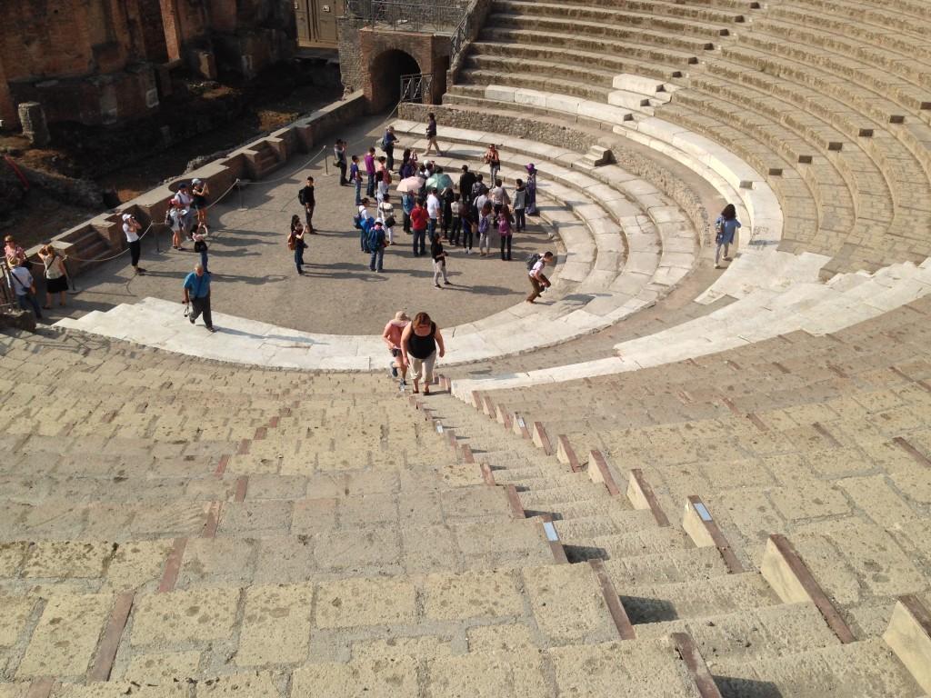Pompeii, Italy.  2013