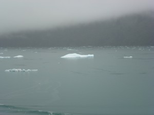 Tracey Arm and the Inner Passage, Alaska.  2012