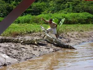 Seems like a pretty risky job to me, Costa Rica.  2012