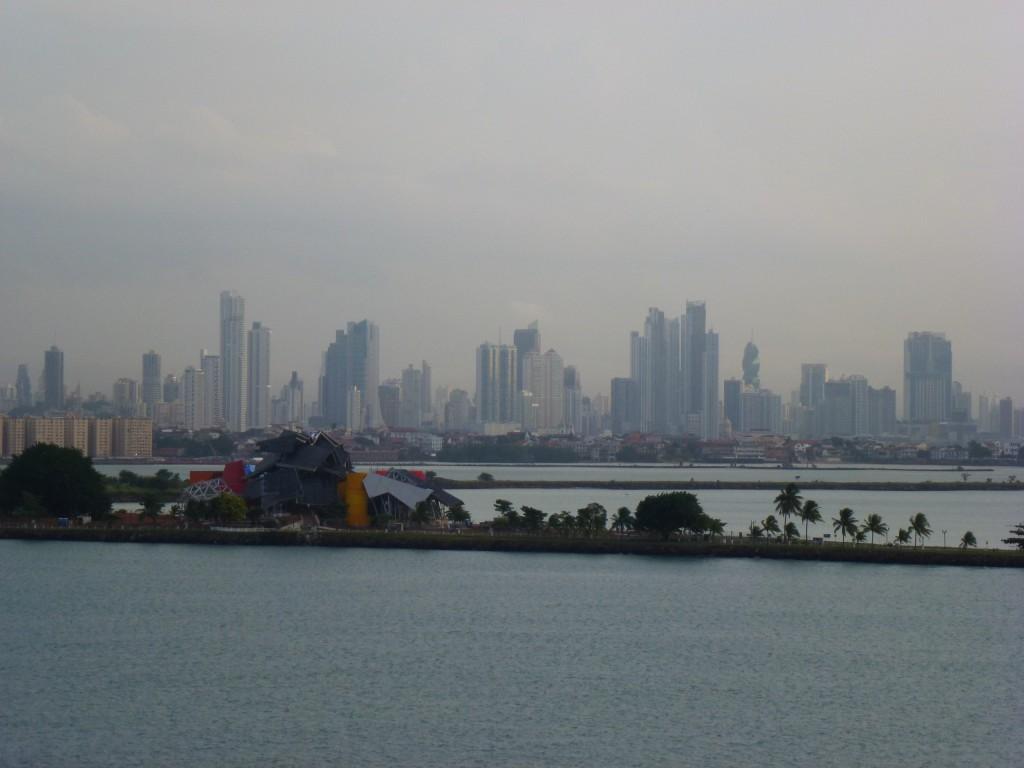 Panama City, Panama.  2012