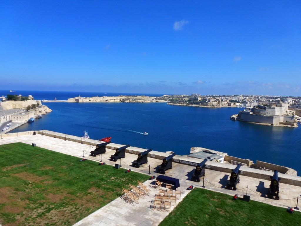 Fort St.Elmo, Valetta, Malta.  2013