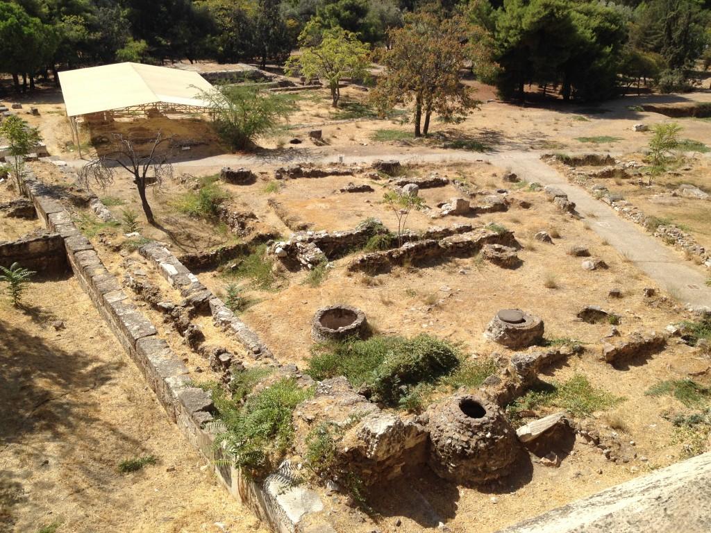 More Ruins, Greece.  2013
