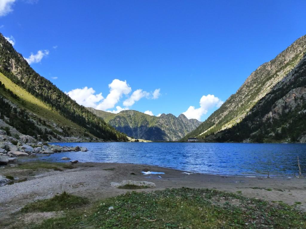 Lake. , France.  2014