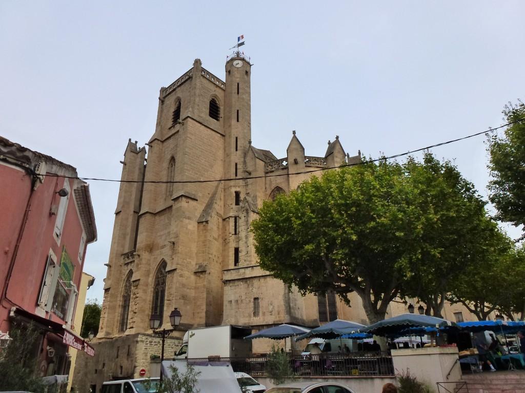 Saint Etienne Church, Capestang, France.  2014