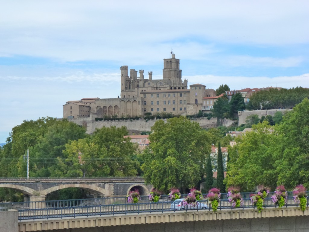Cathedral Saint Nazaire, Beziers, France.  2014