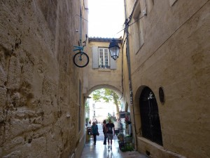 Montpellier Streetscape, France.  2014