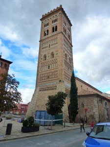 One of the Towers of Teruel, Spain.  2014