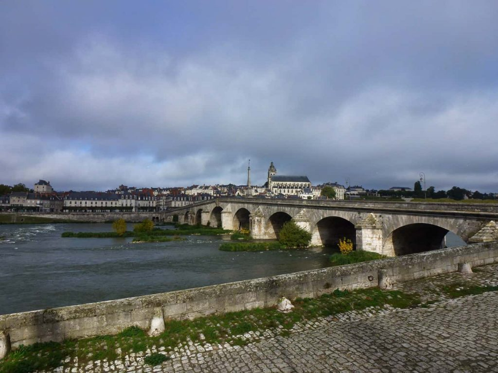 Beautiful Blois straddles the Loire in the heart of the valley