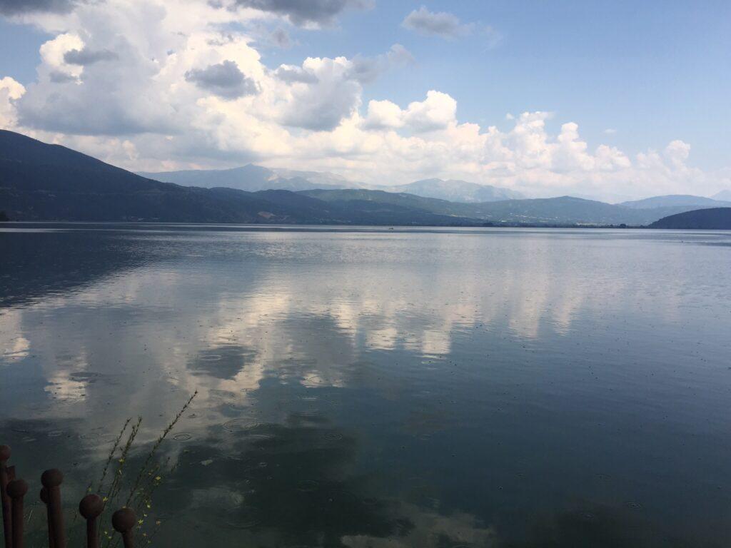 Lake Ioannina, a picturesque surprise.