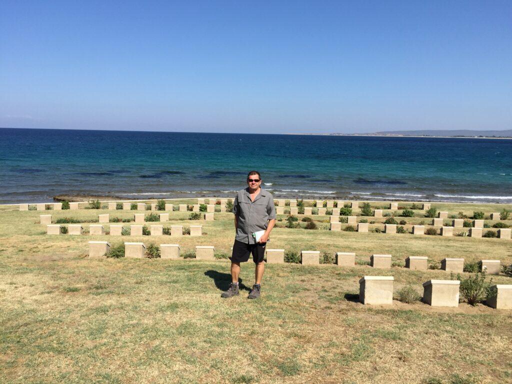 Beach Cemetery.