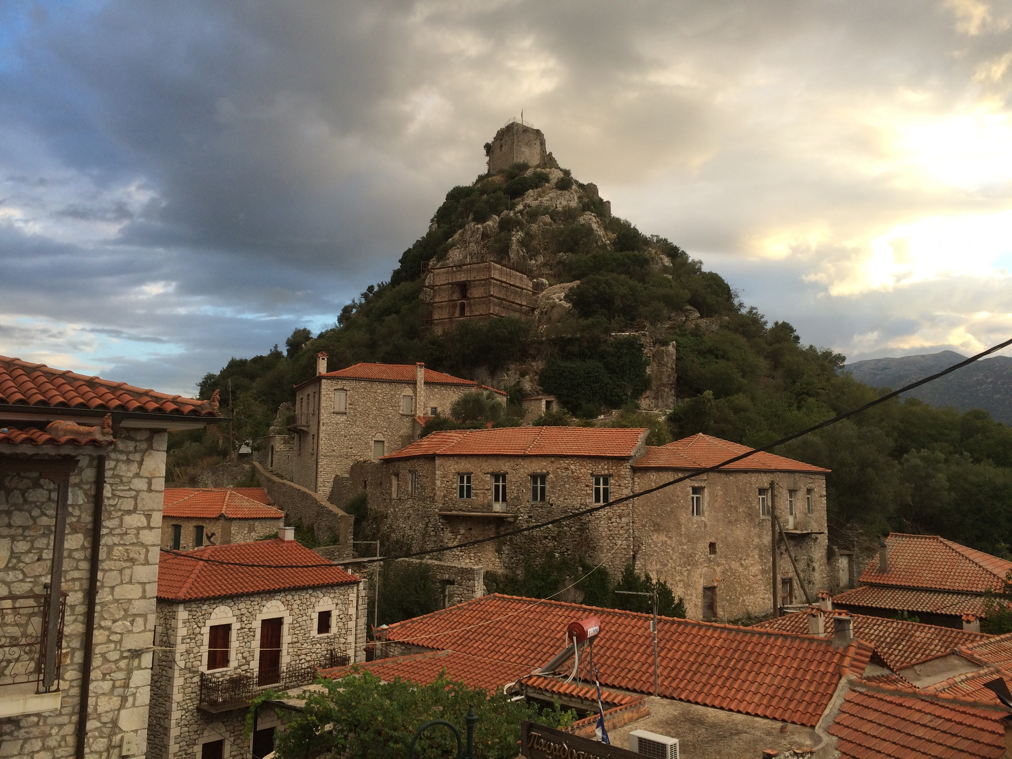 Mystras, Greece. 2015 – Michael and Pams Travels