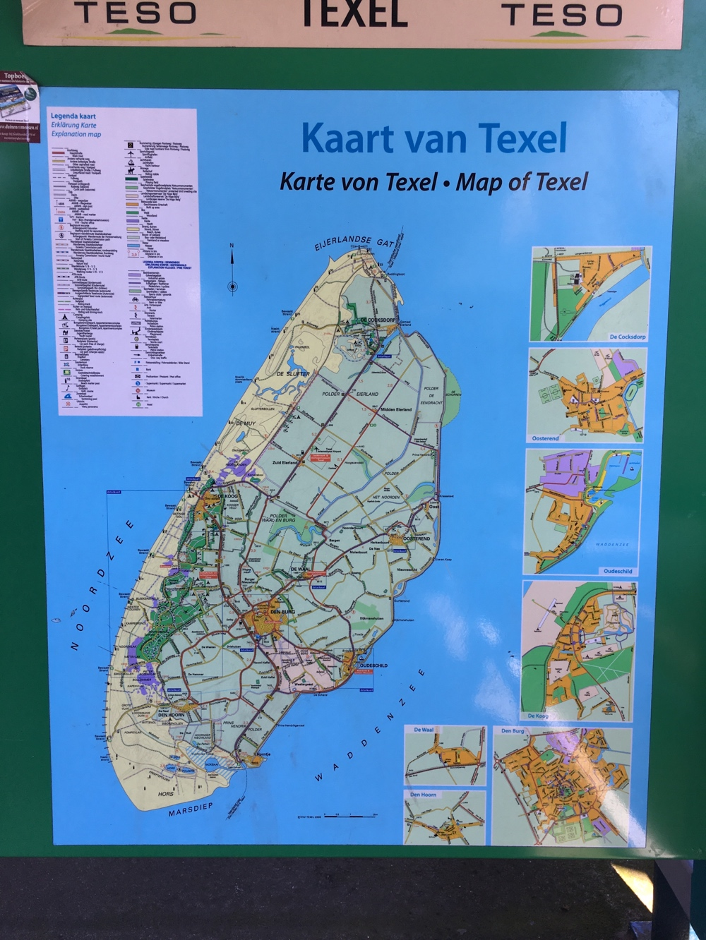 Karte Texel.Texel Holland 2017 Michael And Pam S Travels