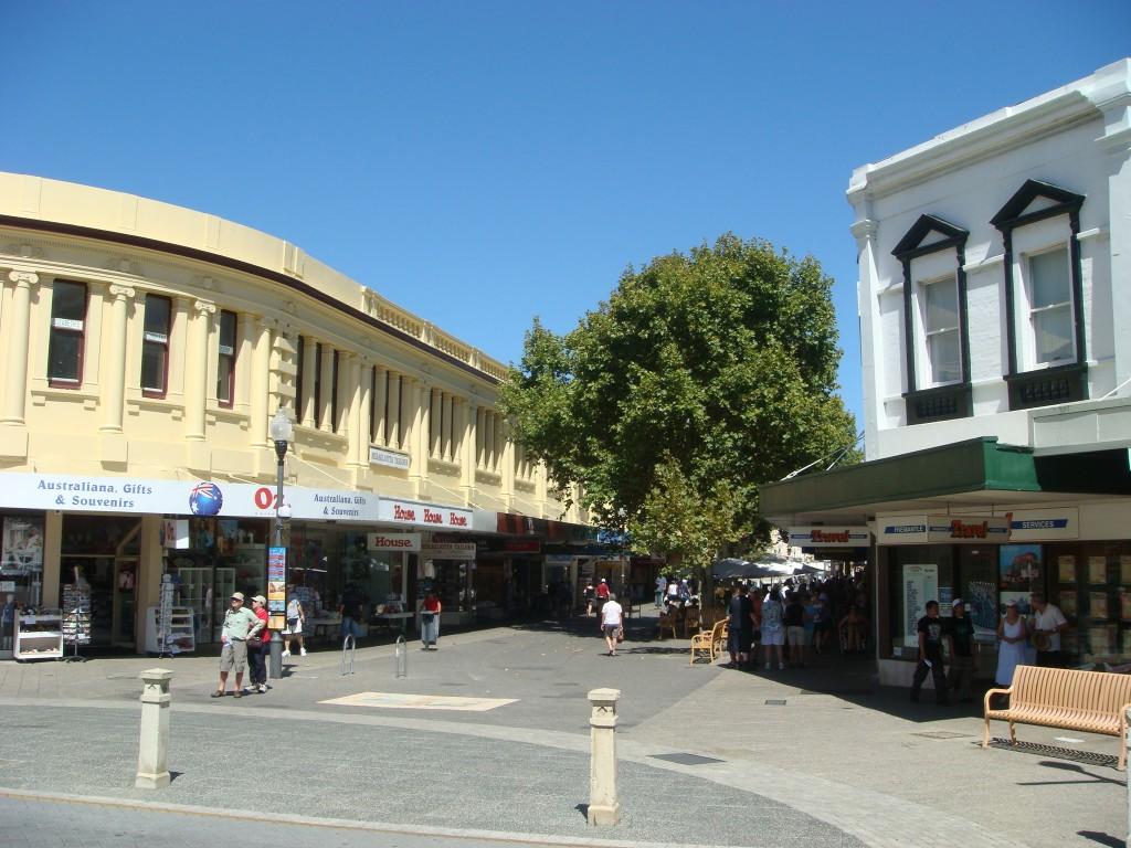 Fremantle, WA. 2010