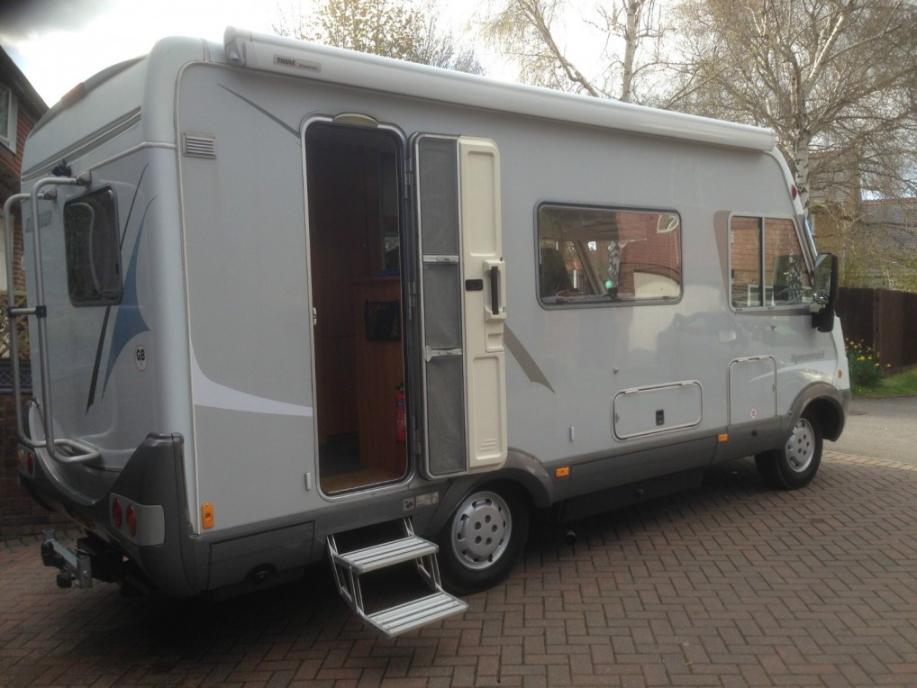 First look at the Hymer